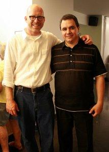 Stuart and Gabriel Duarte